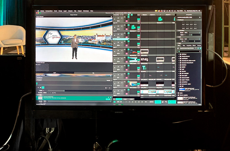 video štúdio